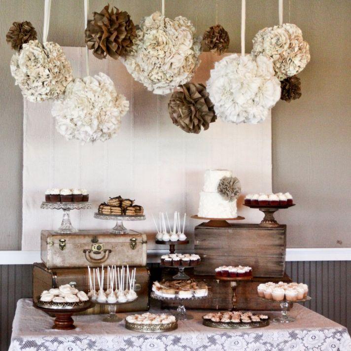 burlap-lace-wedding-reception-decor-rustic-elegant-neutral-tones-dessert-table__full