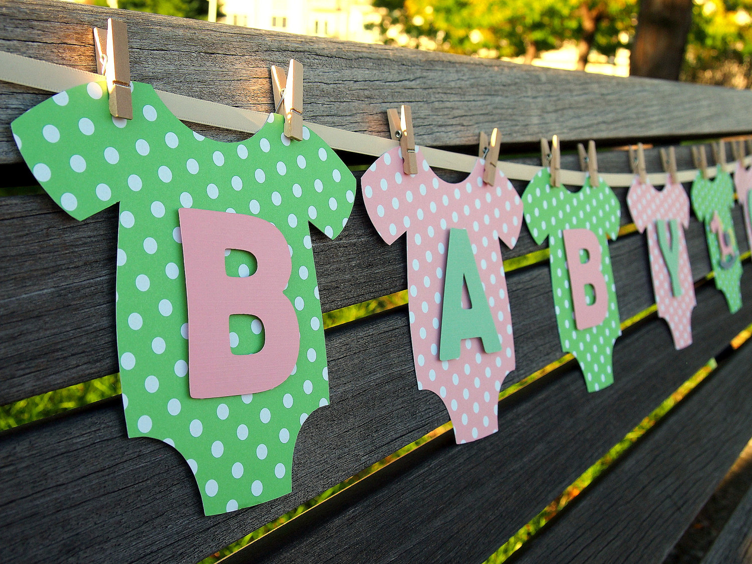 Baby Shower Themes Green ~ Photo baby shower themes diapers this image