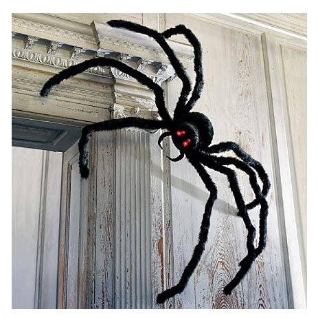 creepy spider halloween decoration - Halloween Spiders