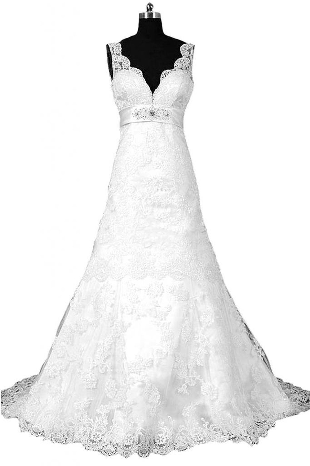 Pretty wedding dresses for under 500 time for the holidays for Mermaid wedding dresses under 500