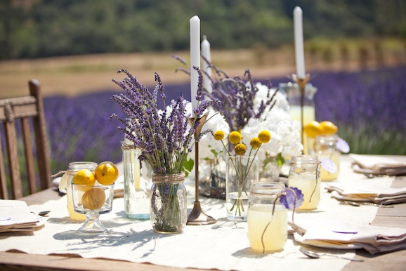lavender-wedding-decorations-outdoors