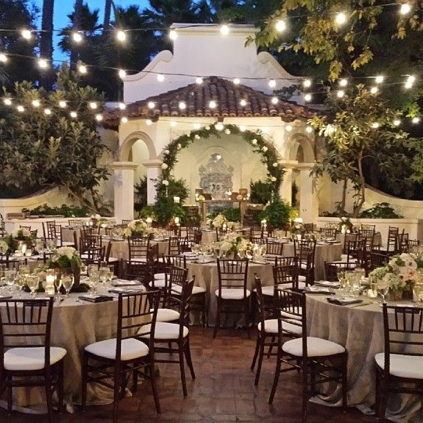Pretty Wedding Lights | Time for the Holidays