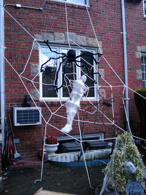 spider decoration - Halloween Spider Decoration
