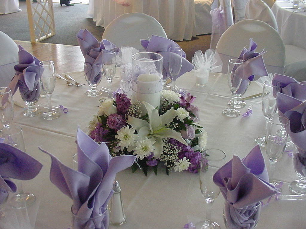 table-decorations-for-weddings-purple-lavender-flowers-as-purple-wedding-centerpieces-goldminelandcom