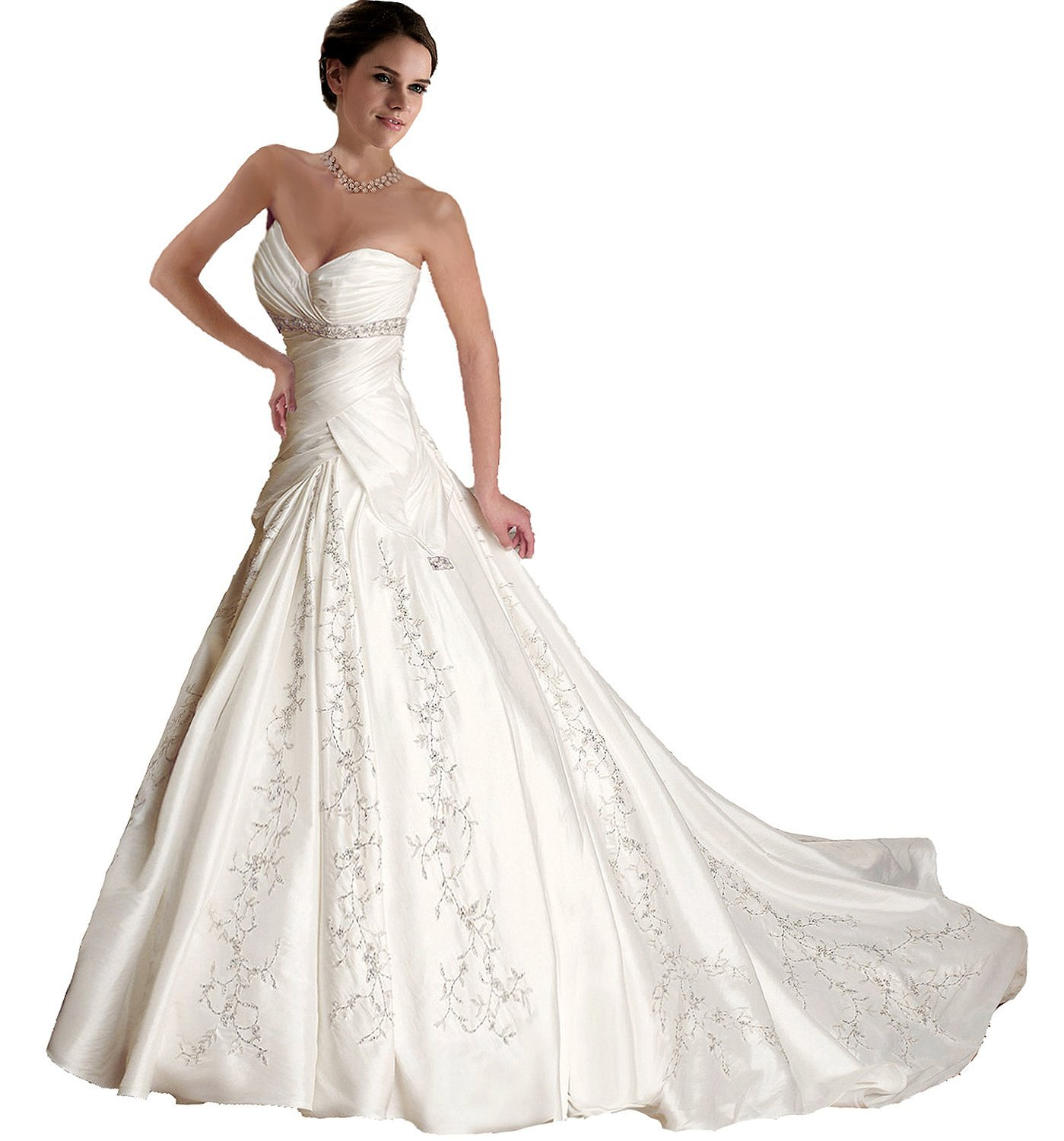 Pretty wedding dresses for under 500 time for the holidays for Wedding dresses for 500 or less