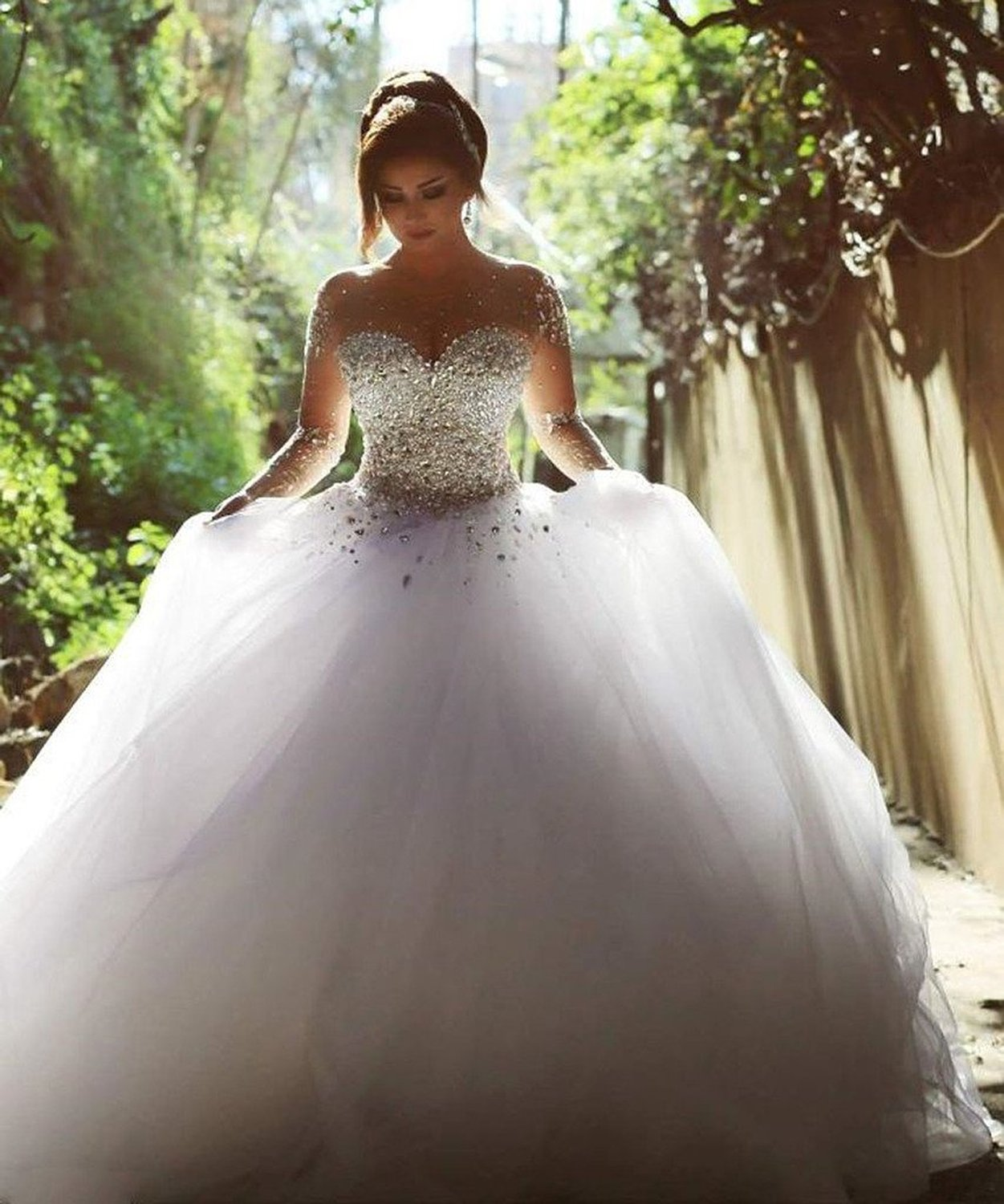 Wedding Dresses With Sleeves Under 500 : Pretty wedding dresses for under time the holidays
