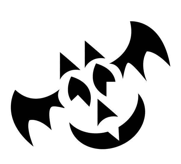 batpumpkinstencil