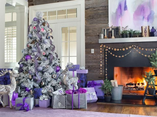 lavendar-purple-Chrismtas-
