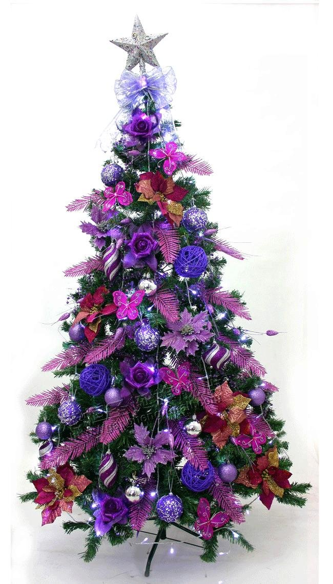 purple-lavendar-Christmas
