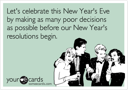 Funny New Year\'s Memes | Time for the Holidays