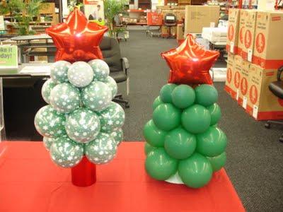 Christmas Trees center piece