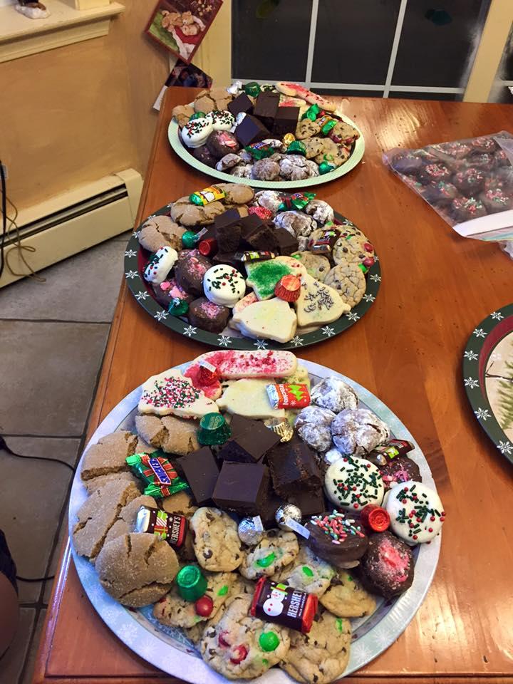 Christmas=cookies