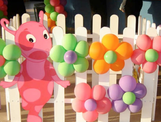 Stop By Kidskubby For More Adorable Childrens Birthday Party Decorating Ideas