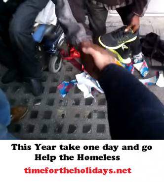 inspiring video on helping the homeless