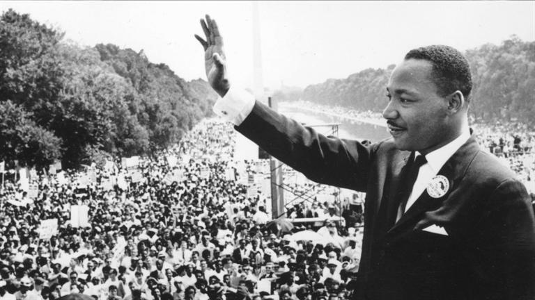 date of Martine Luther King Day