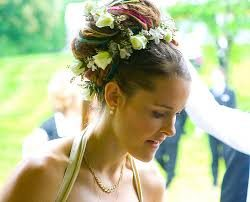 wedding dreads