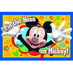 planning a Mickey Mouse Birthday Party for a boy