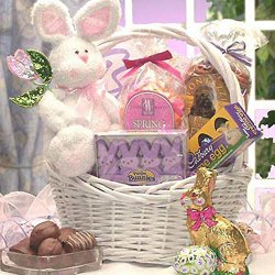 easter baskets for kids, adults, men and women