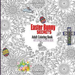 easter adults coloring books