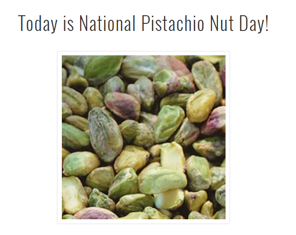 pistachio nut gift baskets