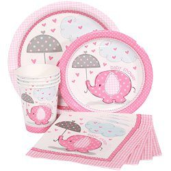 baby shower planning elephant themed