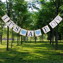 planning a boy baby shower