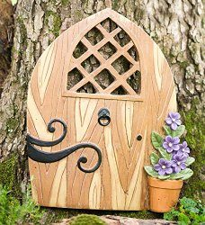 fairy tale yard decor