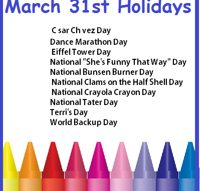 fun and quirky holidays