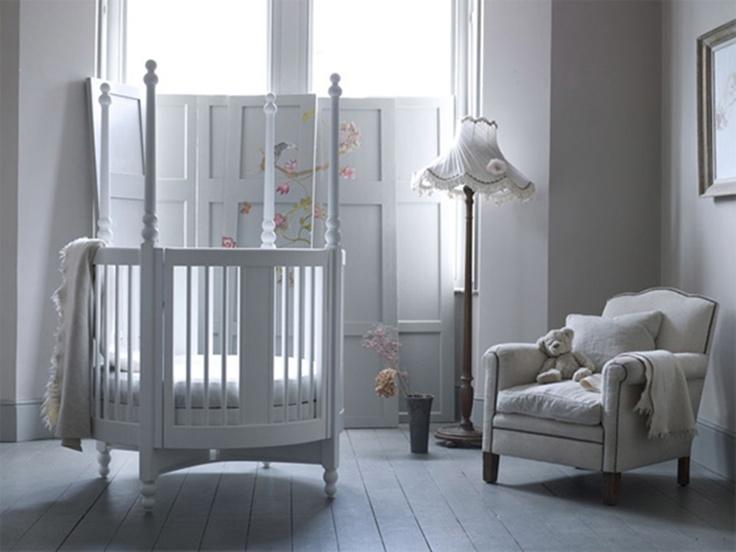 white-baby-nursery