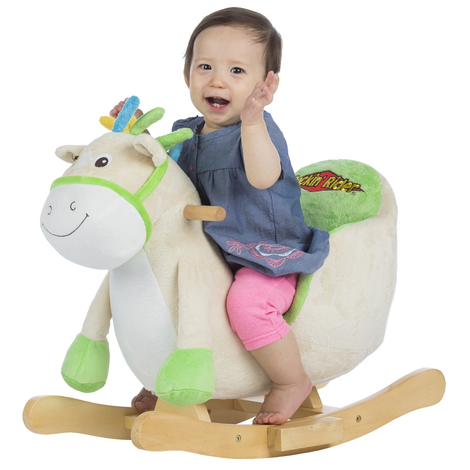 Baby and Toddler Ride Toys
