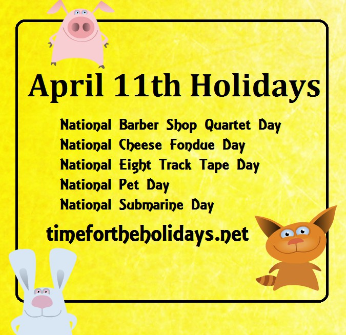 april-11-holidays