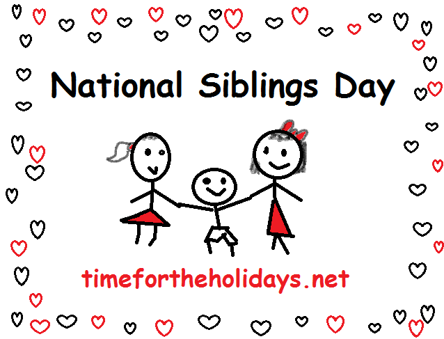national-siblings-day