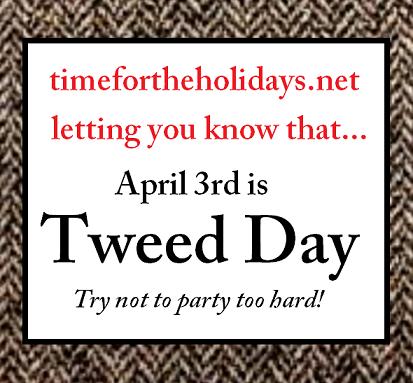 tweed-day