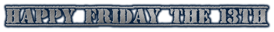 friday the 13th movies, superstitions