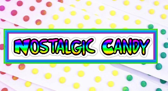nostaligc candy