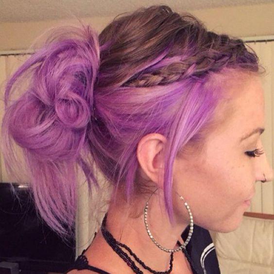 pretty-purple-hair