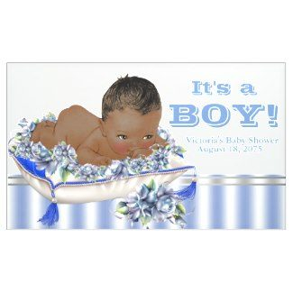 fun ideas for a black baby boy baby shower