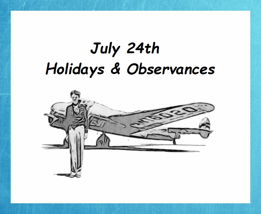July 24th holidays