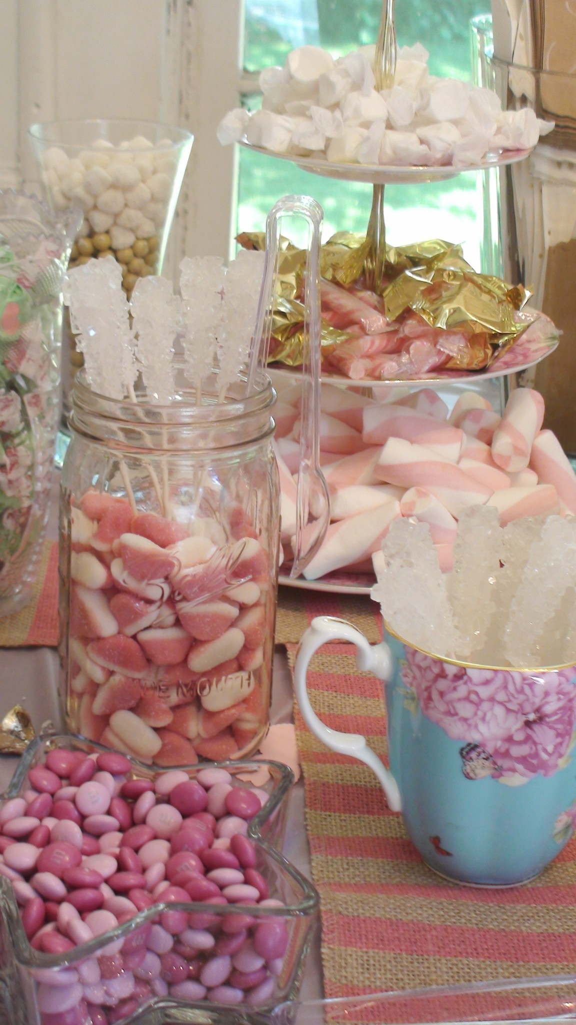 how to make a candy bar for your party