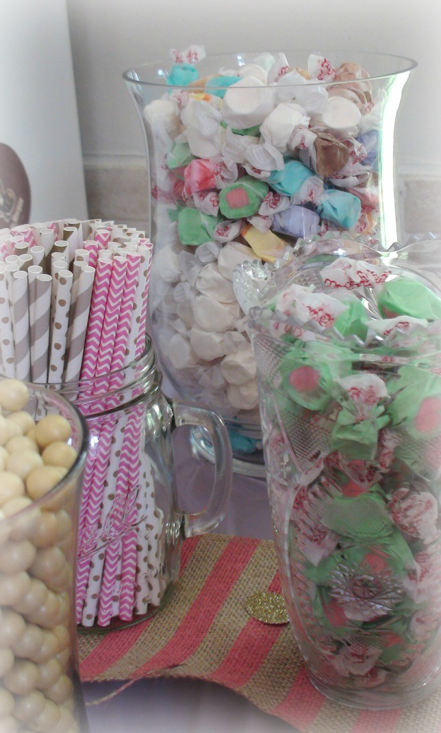 candy bar straws