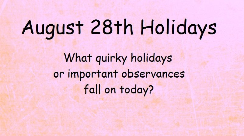 quirky holidays funny holidays