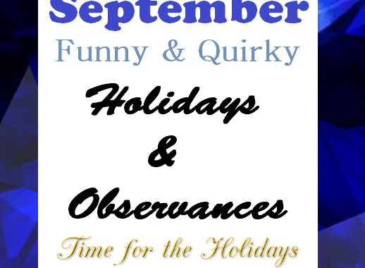 time for the holidays in september
