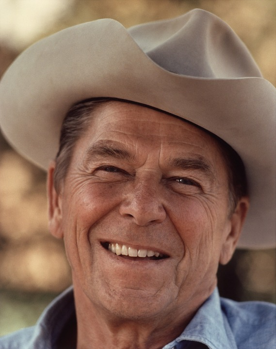 Ronald Reagan was an actor
