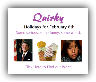 weird quirky funny holidays