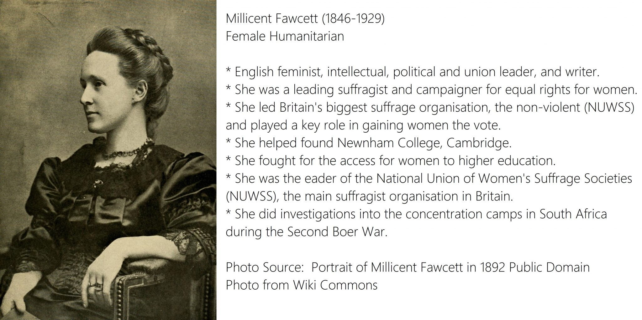 millicent fawcett