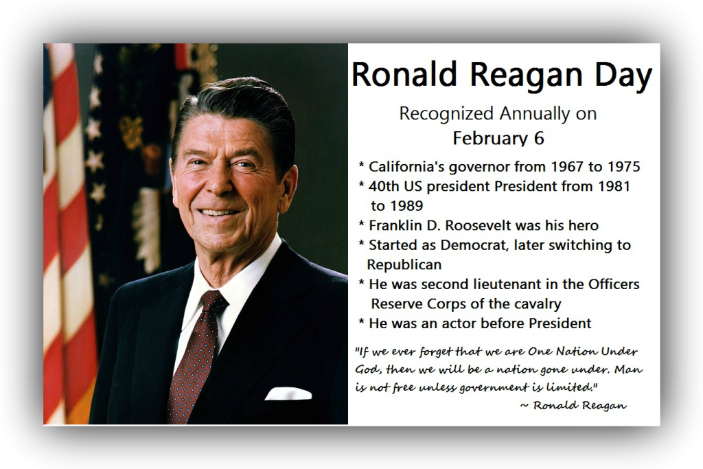 First tupac, then roy orbison, and now ronald reagan comes back as a lifelike hologram daily news