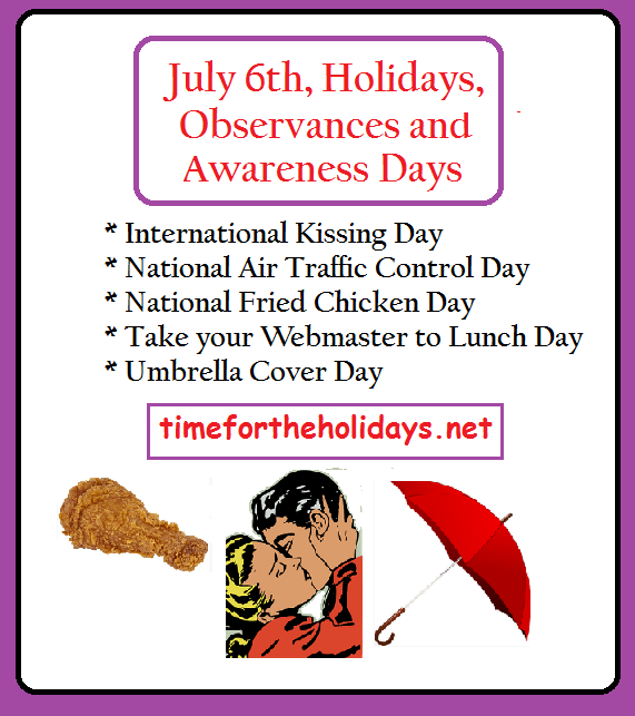july 6th holidays