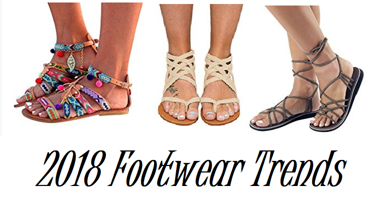 Cute Sandals For The Summer Of 2018 Time For The Holidays