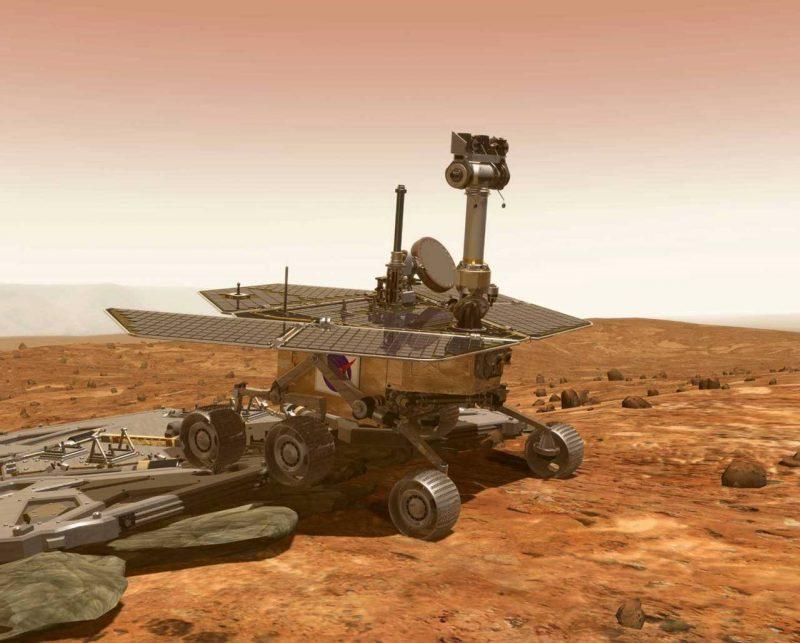 Bild stammt von der NASA; NASA-Fotos sind als Public Domain freigegeben