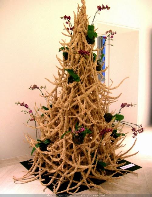 ladder christmas tree instructions